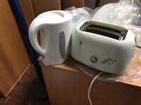 Toaster & Kettle Set