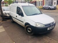 Vauxhall combo 1.7 diesel 2004 5 Speed Manual