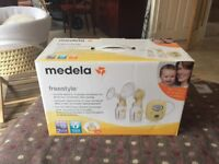 Medela Freestyle - top of the range double breast pump