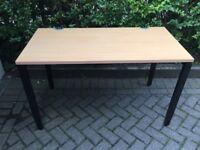 Nice and solid desks