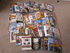 Hundreds of pounds worth of DVD's sold in one lot at just a small fraction of the original price