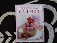 home made cake shop cook book
