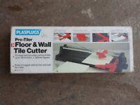 Plasplugs Pro-tiler wall & floor tile cutter