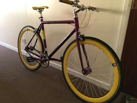 Fixie Singlespeed Bike 'No Logo' Brand Great working condition Bicycle