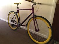 Fixed Wheel Bicycle 'No Logo' Brand Great working condition