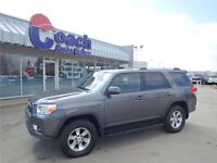 2013 Toyota 4Runner SR5 SUV With Heated Leather Seats, Sunroof