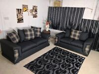 BRAND NEW Chelsea (3+2) SOFA SET OR CORNER ON SPECIAL OFFER, EXPRESS DELIVERY