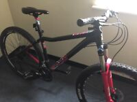 Voodoo ladies women's mountain bike commuter bike must see bargain