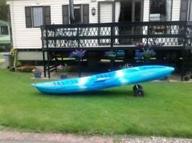 Feel free Gemini sitontop Triple Kayak