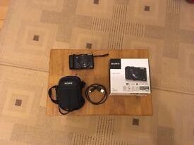 Sony cybershot digital camera. DSC-HX50