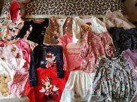Bundle girls clothes 2-3