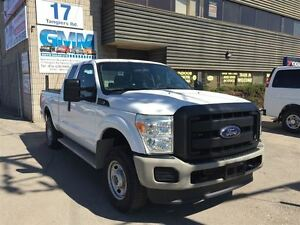 2012 Ford F-250 XL Extended Cab Short Box 4X4 Gas Lift Gate