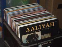 """130 x 12"""" R&B / Soul / Beats / Downtempo Vinyl Collection 90's- 2000s"""