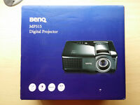 BenQ MP515 Projector (8HR On Time) *MINT CONDITION*