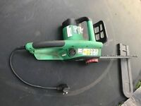 chainsaw electric