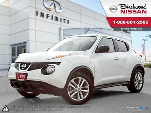 2014 Nissan Juke SV ~ LOW MILEAGE! LOCAL ONE OWNER! SERVICED HER