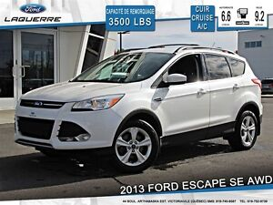 2013 Ford Escape **SE*AWD*NAVI*CRUISE*A/C**