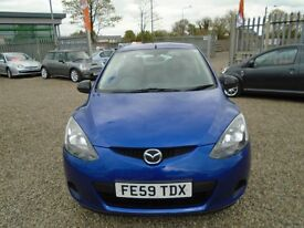 2009 MAZDA2 1.3 TS 5dr (a/c) 1 Owner From New