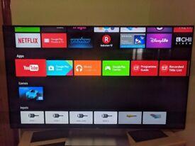 SONY 65 INCH 4K SMART HDR TV