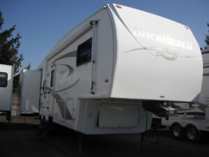 2007 NU-WA Hitchhiker II LS 295LKTG Used 5th Wheel For Sale