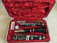 Boosey & Hawkes Regent clarinet - good working condition. Bargain!