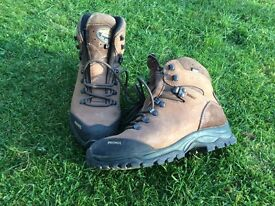 Women's Goretex Lined Walking Boots
