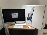 iMac Retina 5K, 27-inch Excellent condition, boxed with receipt