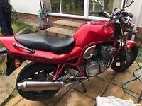 Suzuki Bandit, T reg, 17000 miles.PRICE REDUCED