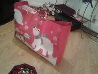 Christmas decorations baulbells