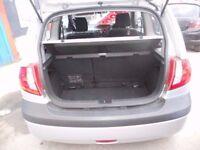 HYUNDAI GETZ GSI,1086 cc 3 door hatchback,FSH,full MOT,nice clean tidy car,runs very nicely,