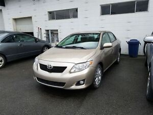 2009 Toyota Corolla LE; Local, No accidents, 1 owner!