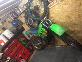 KMX 125 parts