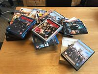 Various Used DVDs