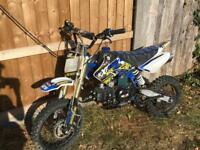 M2R Pit Bike 125