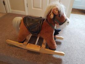Toddler's Rocking Horse