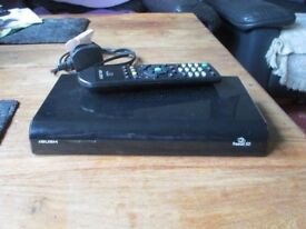 Bush BFSAT02SD Freesat box