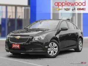 2014 Chevrolet Cruze 1LT BLUETOOTH, LT, TURBO, LOW KM'S, GREA...