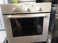 White single oven