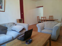 two bedroom flat to let in Aberdeen city centre