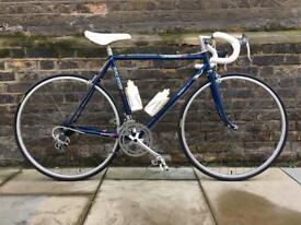 "Classic RALEIGH CRITERIUM Racing Road Bike - Restored 21"" Vintage REYNOLDS 501 Frame - Retro"