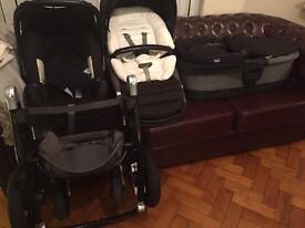 Literally not used Britax Complete travel System