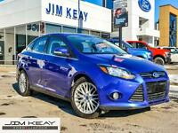 2013 Ford Focus TITANIUM SEDAN W/NAV& ROOF