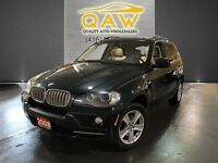 2008 BMW X5 4.8i PREMIUM PKG NAVIGATION REAR CAM PANORAMIC