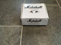 Marshall 2 pedal foot switch