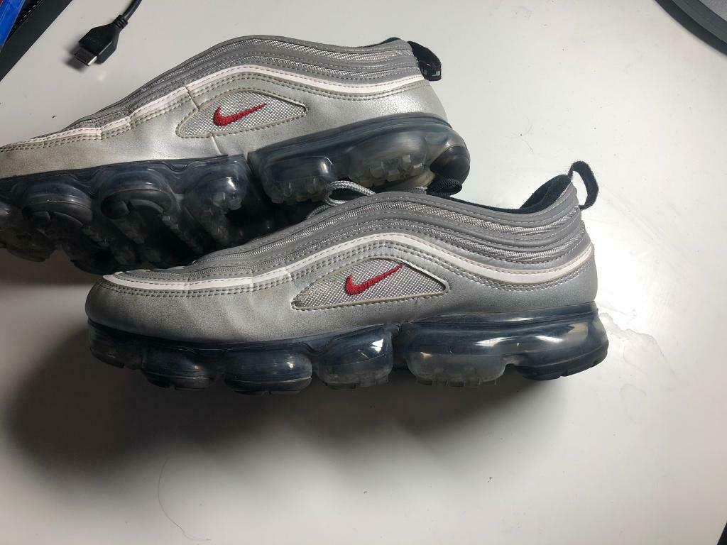 best website 64a24 01d19 Rare Nike Air VaporMax 97 Silver Bullet New York Limited Edition | in South  Croydon, London | Gumtree