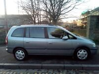 Vauxhall Zafira 2.0 2005 (54)**7 Seater**Diesel**Full Years MOT**2 Keys**Only £1495!!!