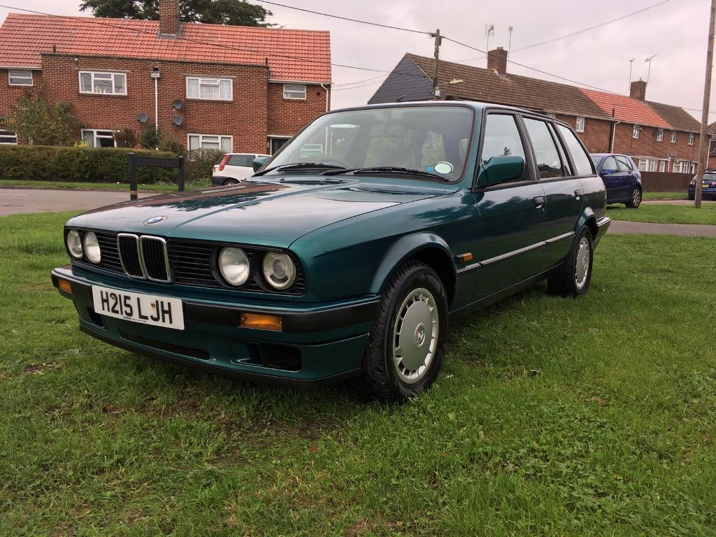 bmw e30 touring 1 8 auto in coventry west midlands. Black Bedroom Furniture Sets. Home Design Ideas