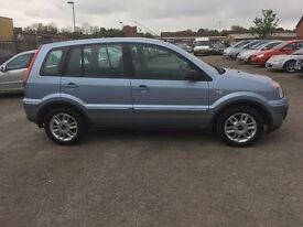 2006 ford fusion ,51000 miles ,year mot