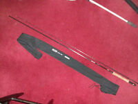 Masterline XL 10' Fly Fishing Rod for Trout Fishing in Excellent Condition with bag