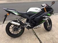 Rieju RS3 50CC MOPED 2016 3400 Miles